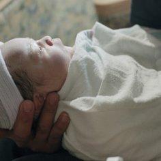 Just born Andrea.
