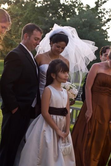 Greg, Shawna and Ale.