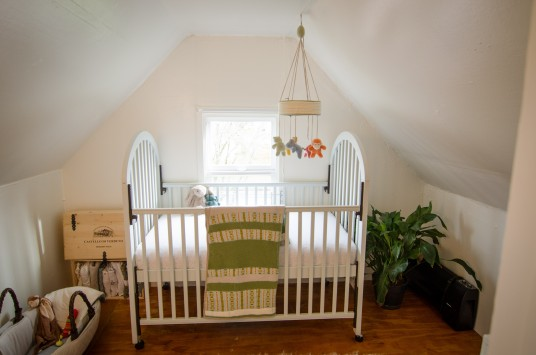 Mini Van's Nursery